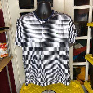 Lacoste Striped Shirt T-Shirt